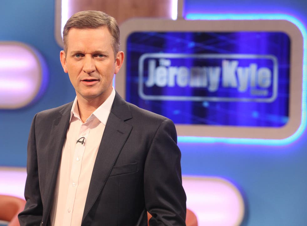 The use of lie detectors is common on The Jeremy Kyle Show