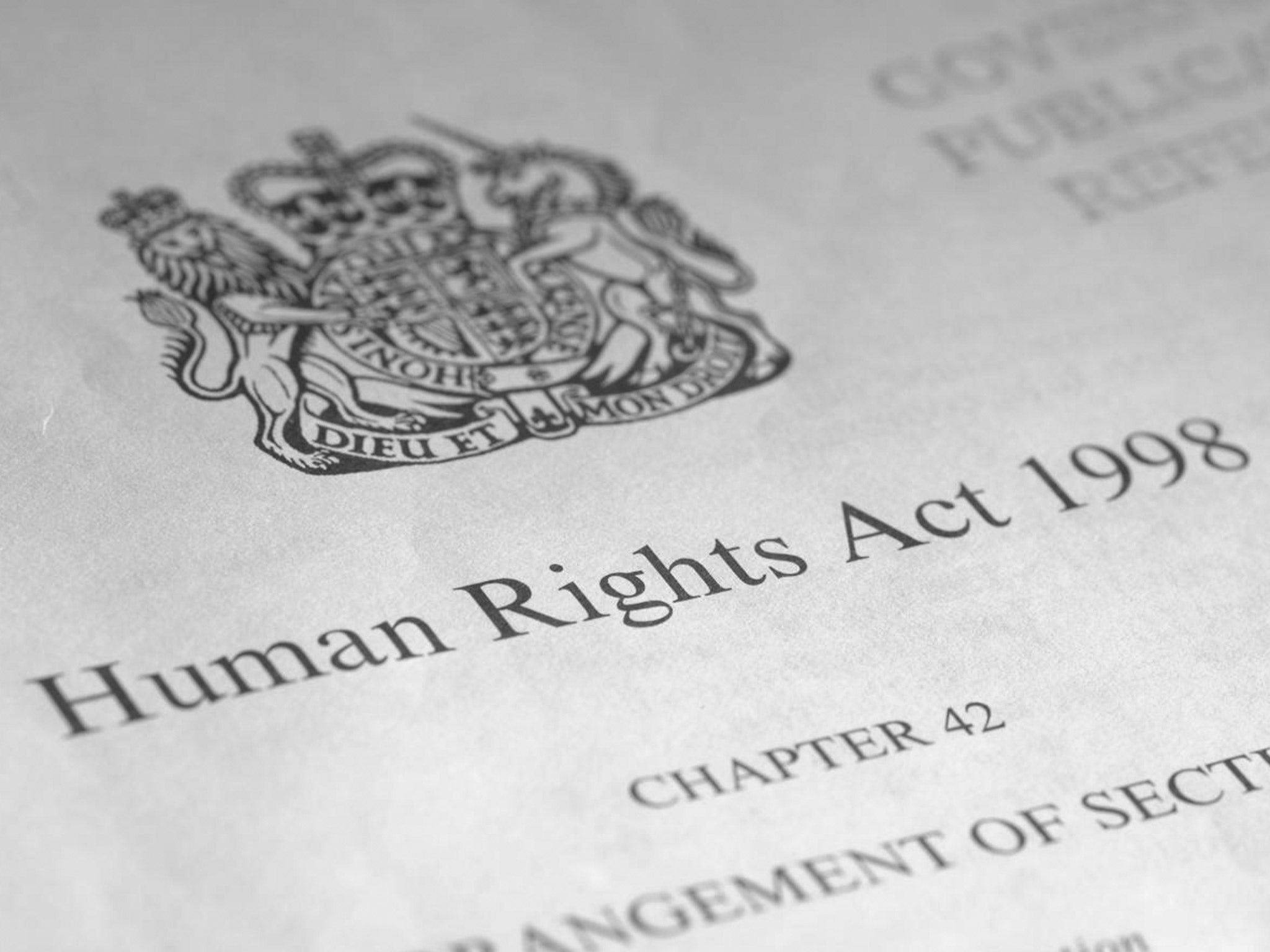 Theresa May to consider axing Human Rights Act after Brexit, minister reveals