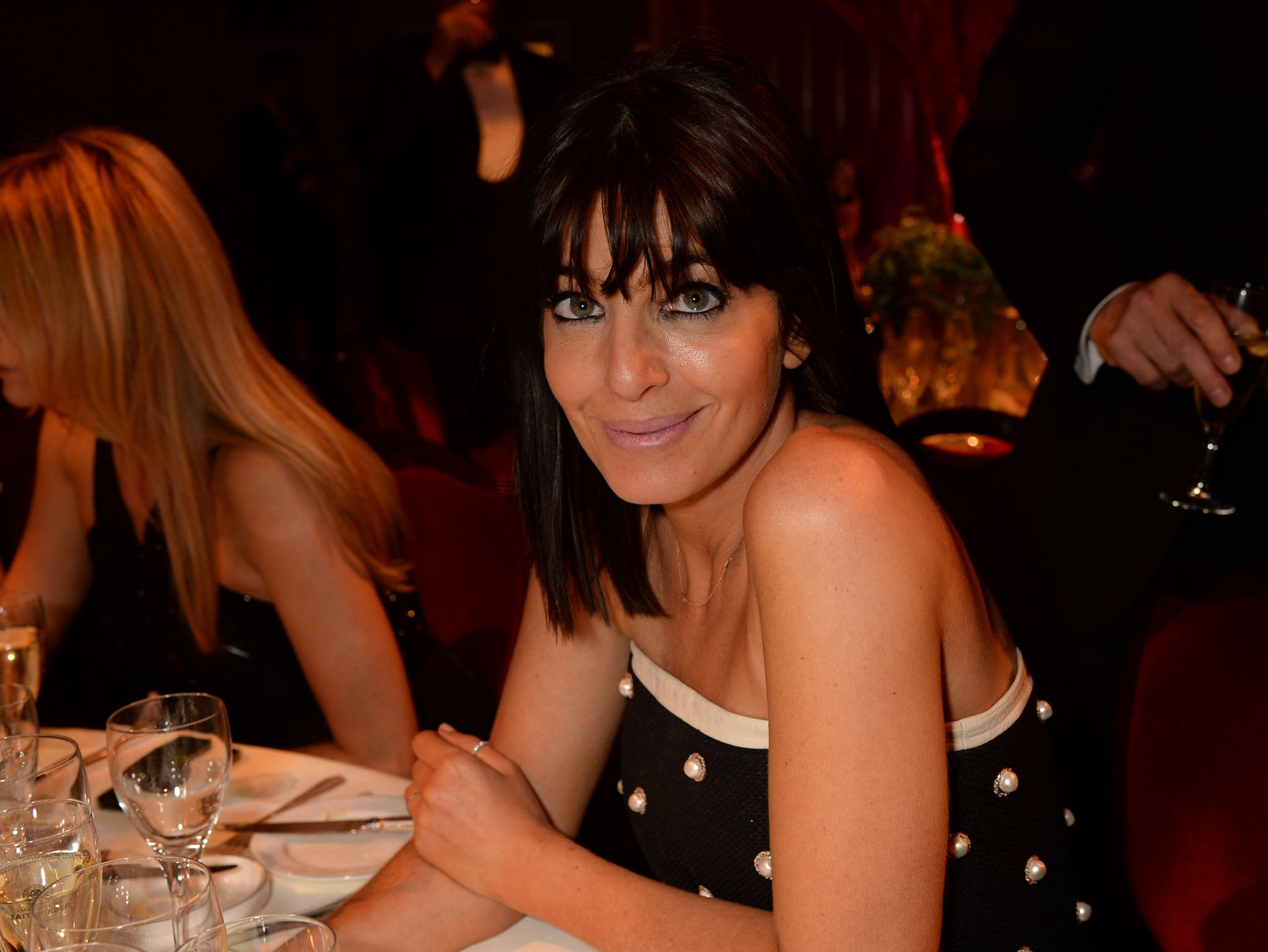 Claudia Winkleman issues second Halloween warning two years after ...