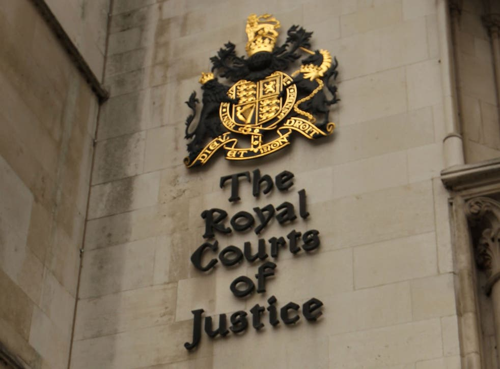 The case is being heard in the High Court in London
