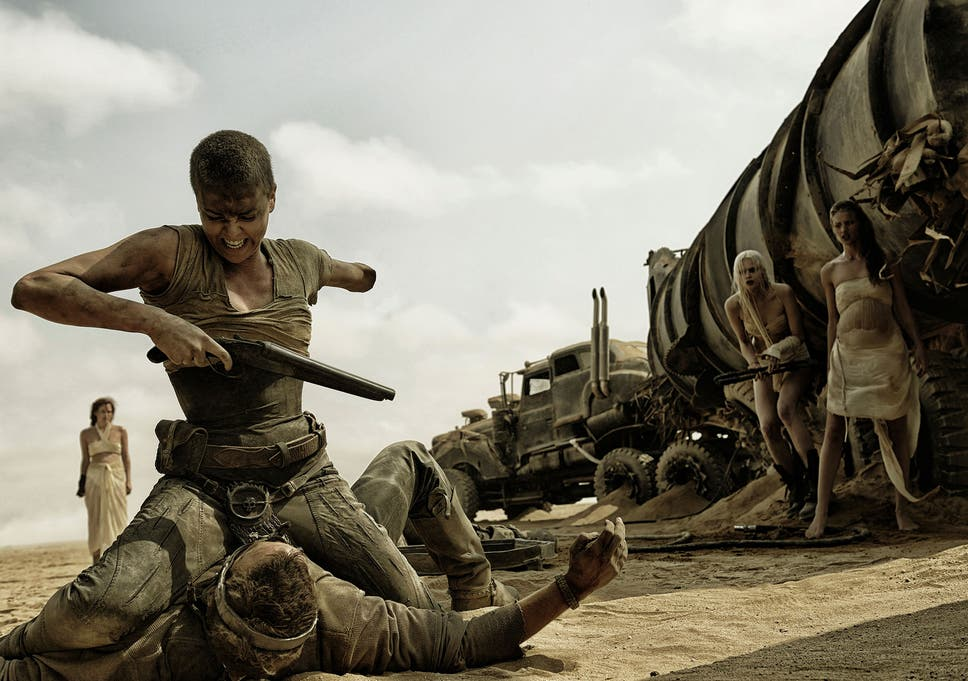 Mad Max Fury Road: When a film upsets misogynists it only makes me want to  see it more | The Independent