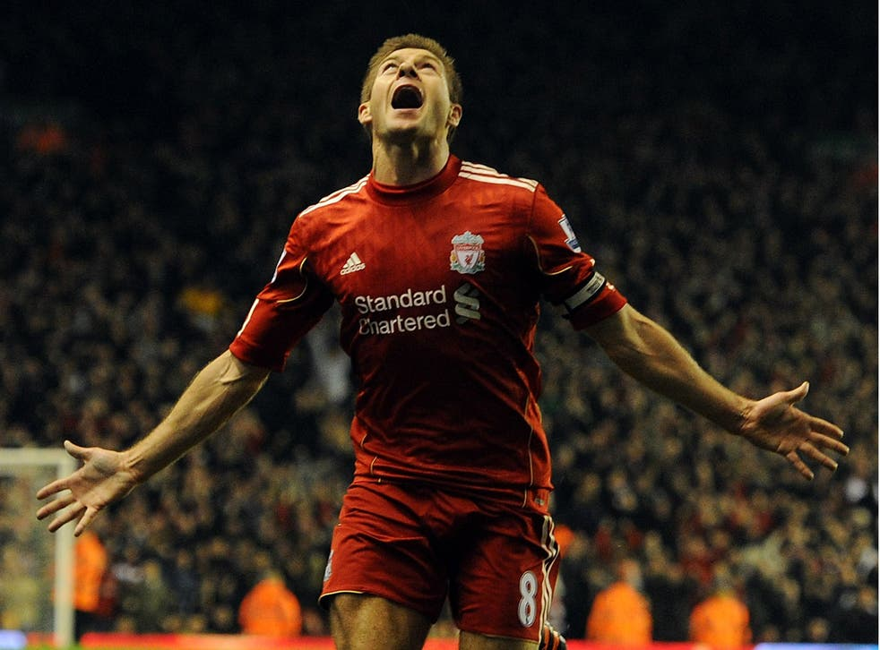 Steven Gerrard is a once-in-a generation player for whom nothing seemed impossible