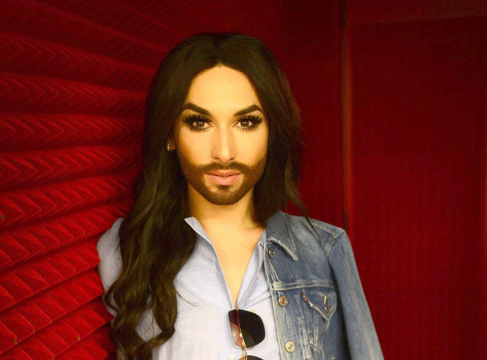 Wurst says: 'I wouldn't dare to say I won Eurovision and now everything is fine. We've still got a long way to go: it was just a singing competition'