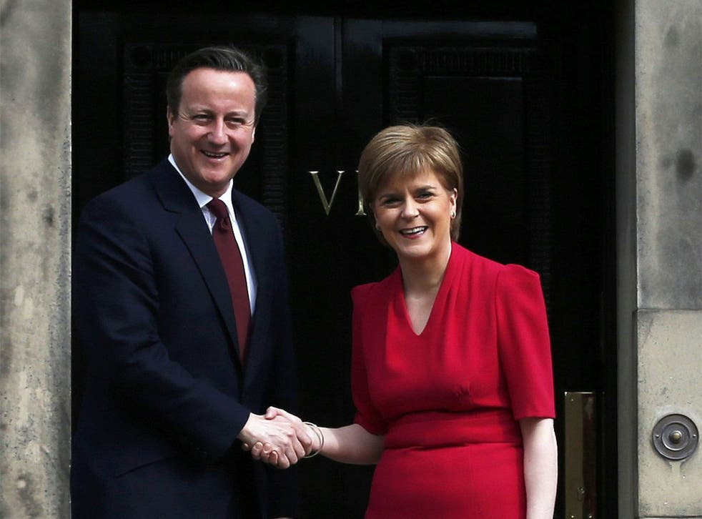 Nicola Sturgeon has gone back on her promise not to vote on English-only laws in Westminster, such as fox-hunting