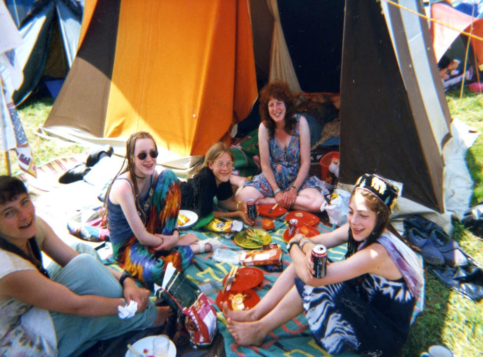 Womad gave Holly a fervent love of falafel, tie-dye trousers and dance music