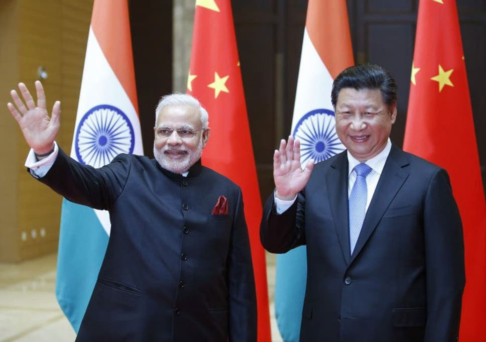 India Signs 22bn Of Deals With China As Narendra Modi Ends Landmark