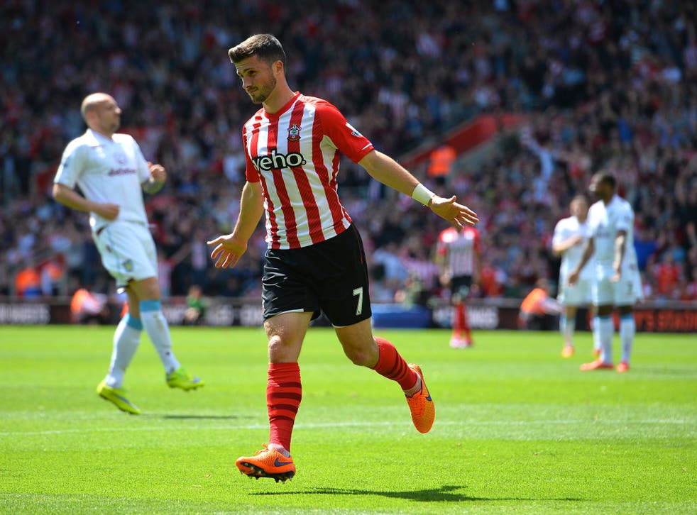 Shane Long added a fourth for Southampton