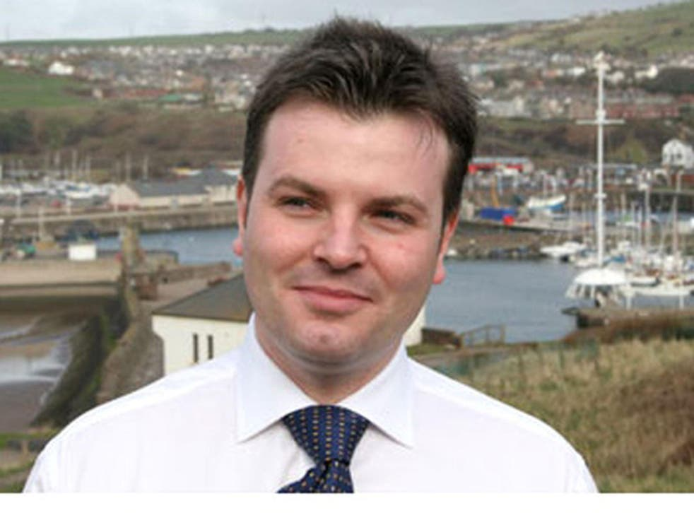 The MP for Copeland is quitting his seat for a job in the nuclear industry