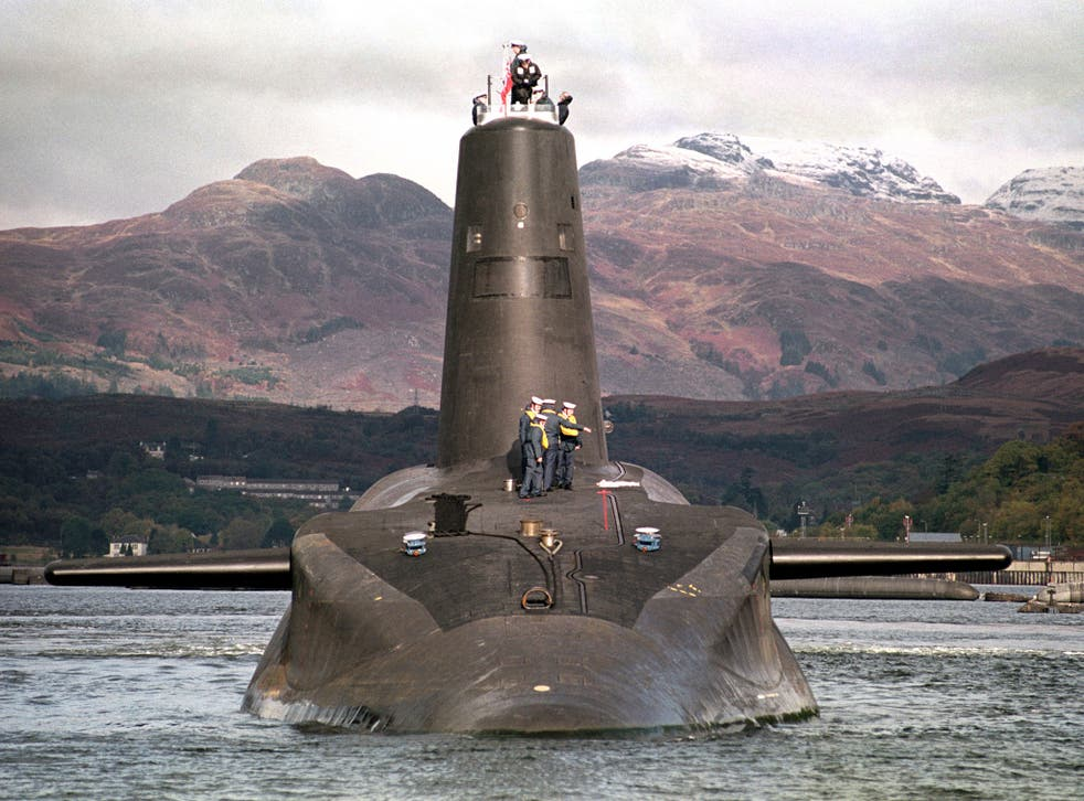 Concerns about security on HMS Vanguard were publicised by William McNeilly