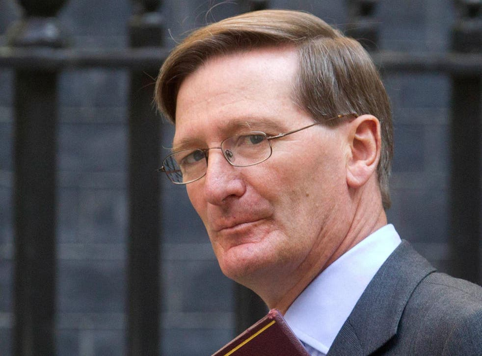 Dominic Grieve said it was possible 'public opinion had shifted on the matter'