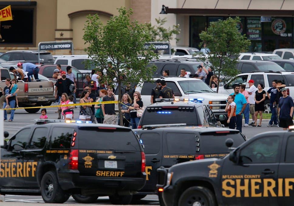 Waco shooting: Nine dead in Texas shootout between rival