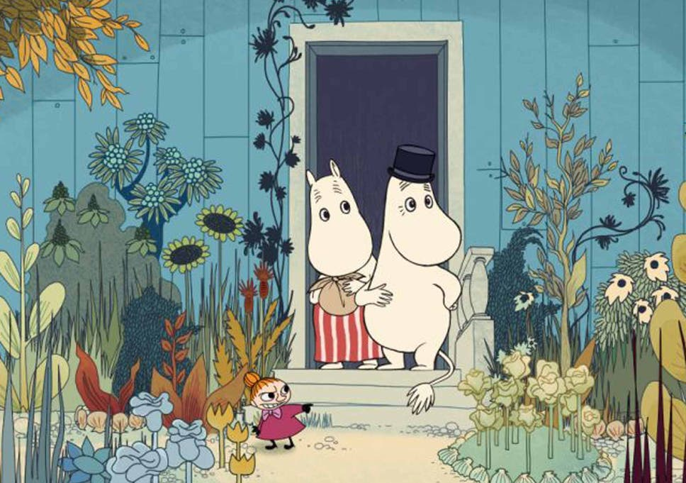 The Moomins coming back with Kate Winslet, Taron Egerton and