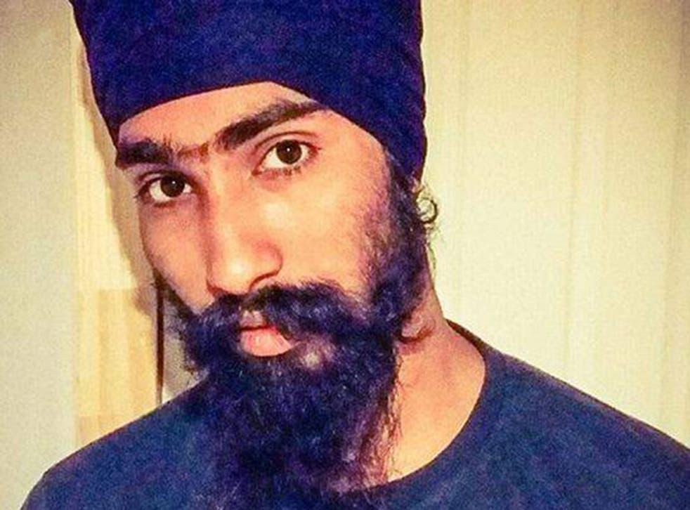 Harman Singh, 22, was on the scene when Daejon Pahia, 6, was hit by a car.