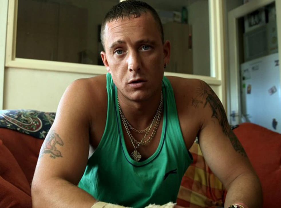 One of Kingston Road's residents, Maxwell, is trying to move on in life after several spells in prison for dealing drugs