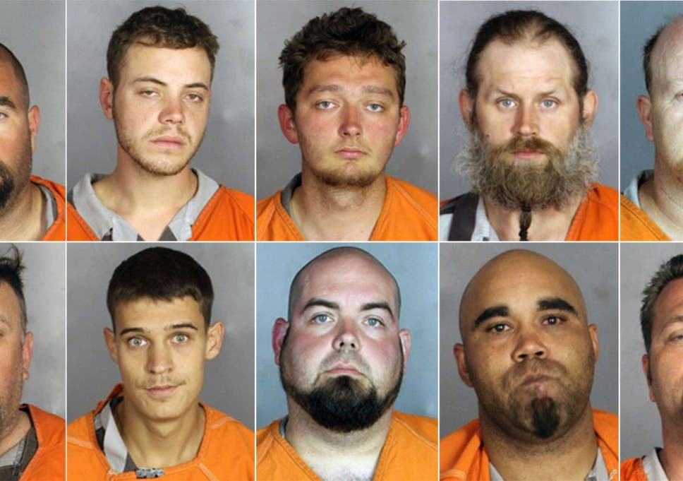 Waco biker shootout: Police release mugshots of 170 'gang