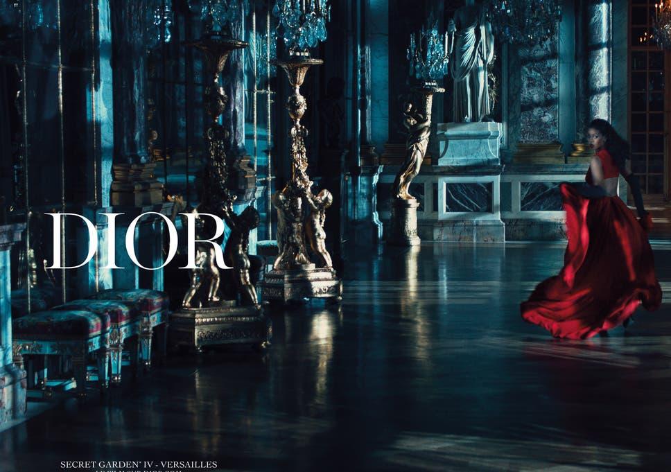 7be473d8d6de Watch the full four minute Dior film starring Rihanna