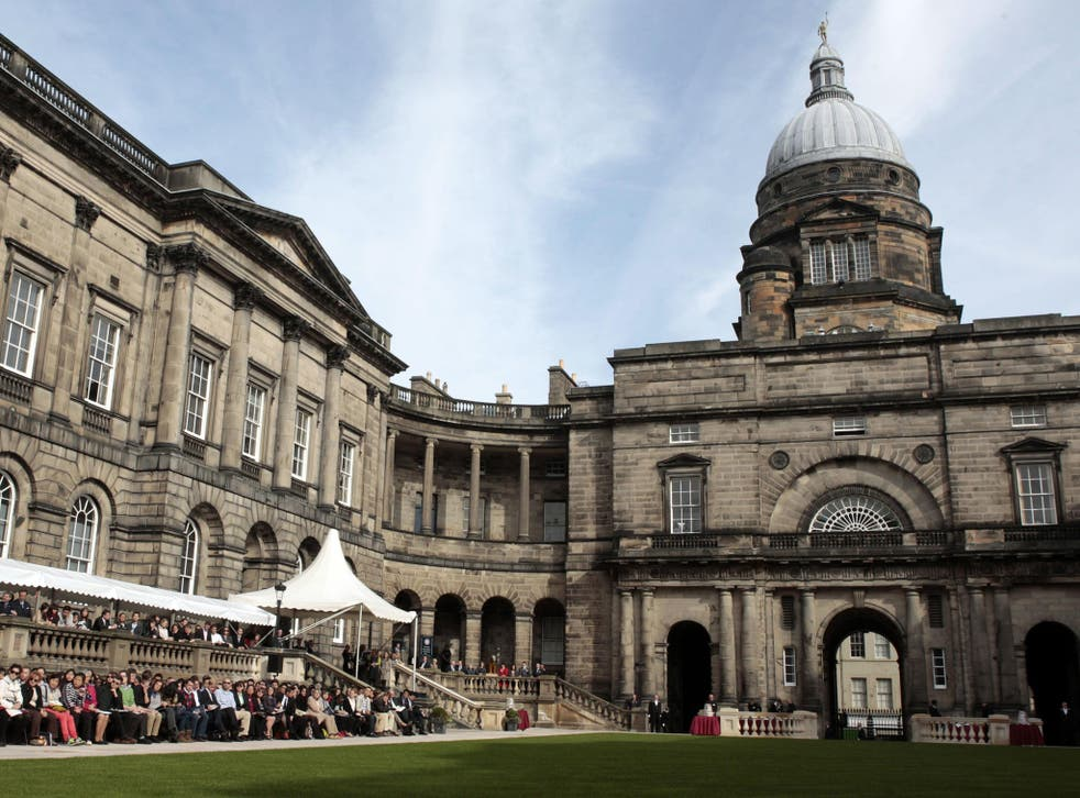 The University of Edinburgh is one of the oldest institutions in the world