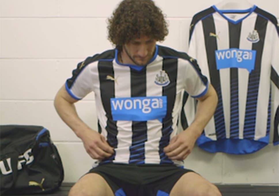 0a2c37f96 Wonga may end £24m shirt sponsorship deal with Newcastle United ...