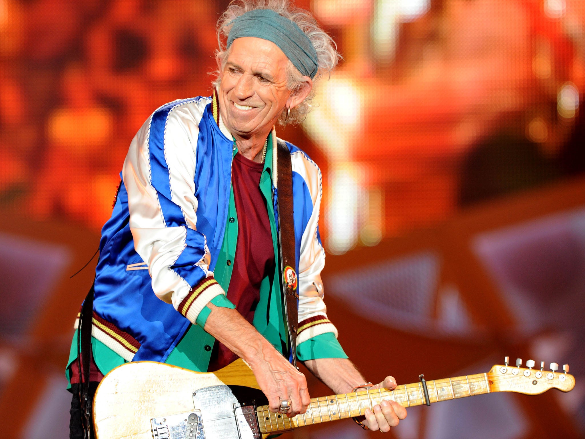 Keith Richards: Rolling Stone reveals the secret to his seeming immortality