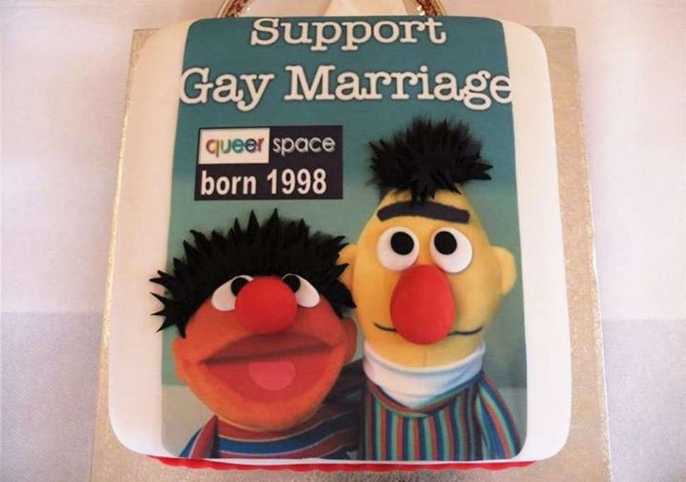 Gay marriage promotes homosexuality and christianity