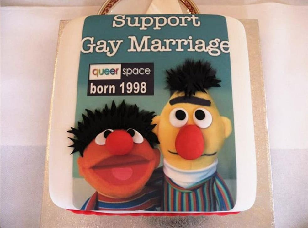 Ashers Baking Company refused to make a cake supporting same-sex marriage