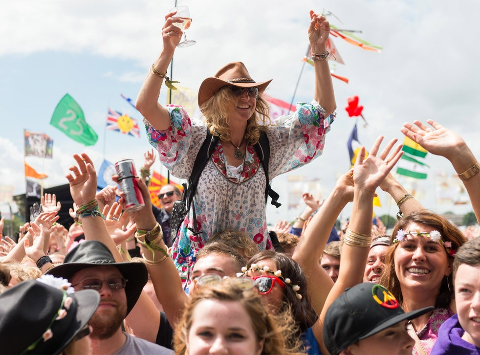 Festival Survival Guides Three Books Released This Month Include Handy Tips Take Wellies Or Wacky Craft Ideas Make A Shower Dress The Independent The Independent