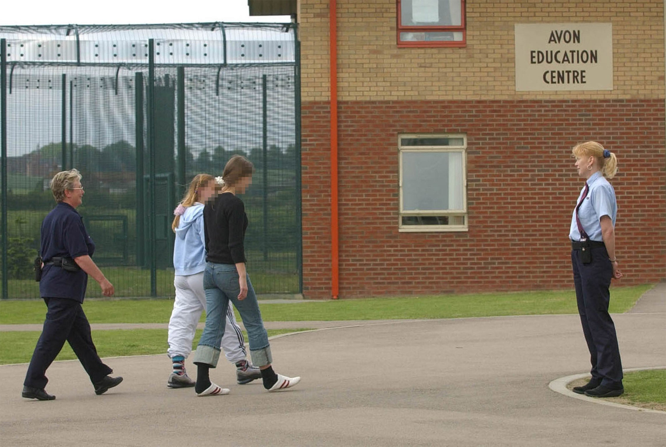 Rainsbrook G4S Youth Prison The History Of A Ghetto -6988