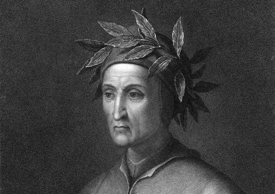 italian author of the divine comedy