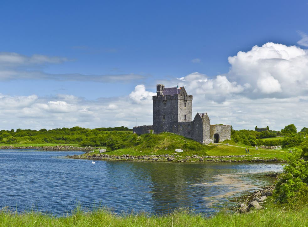 Story teller: the beauty of Galway, Ireland