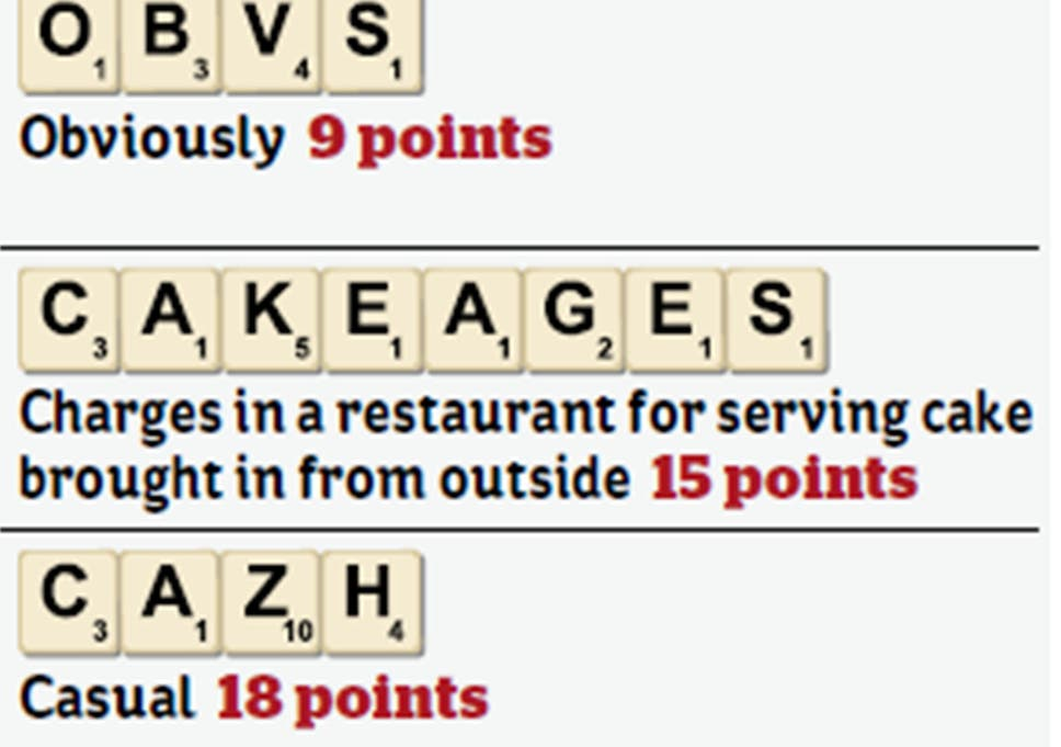 The New Scrabble Words Make You Fear For The English Language The