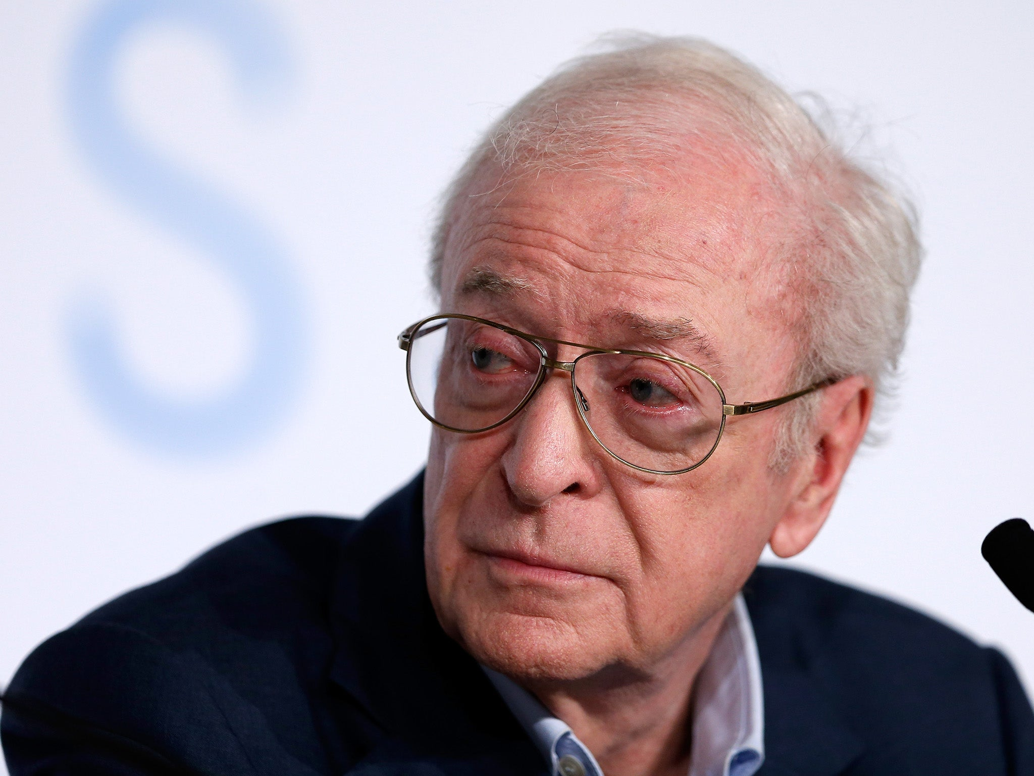 michael caine youth