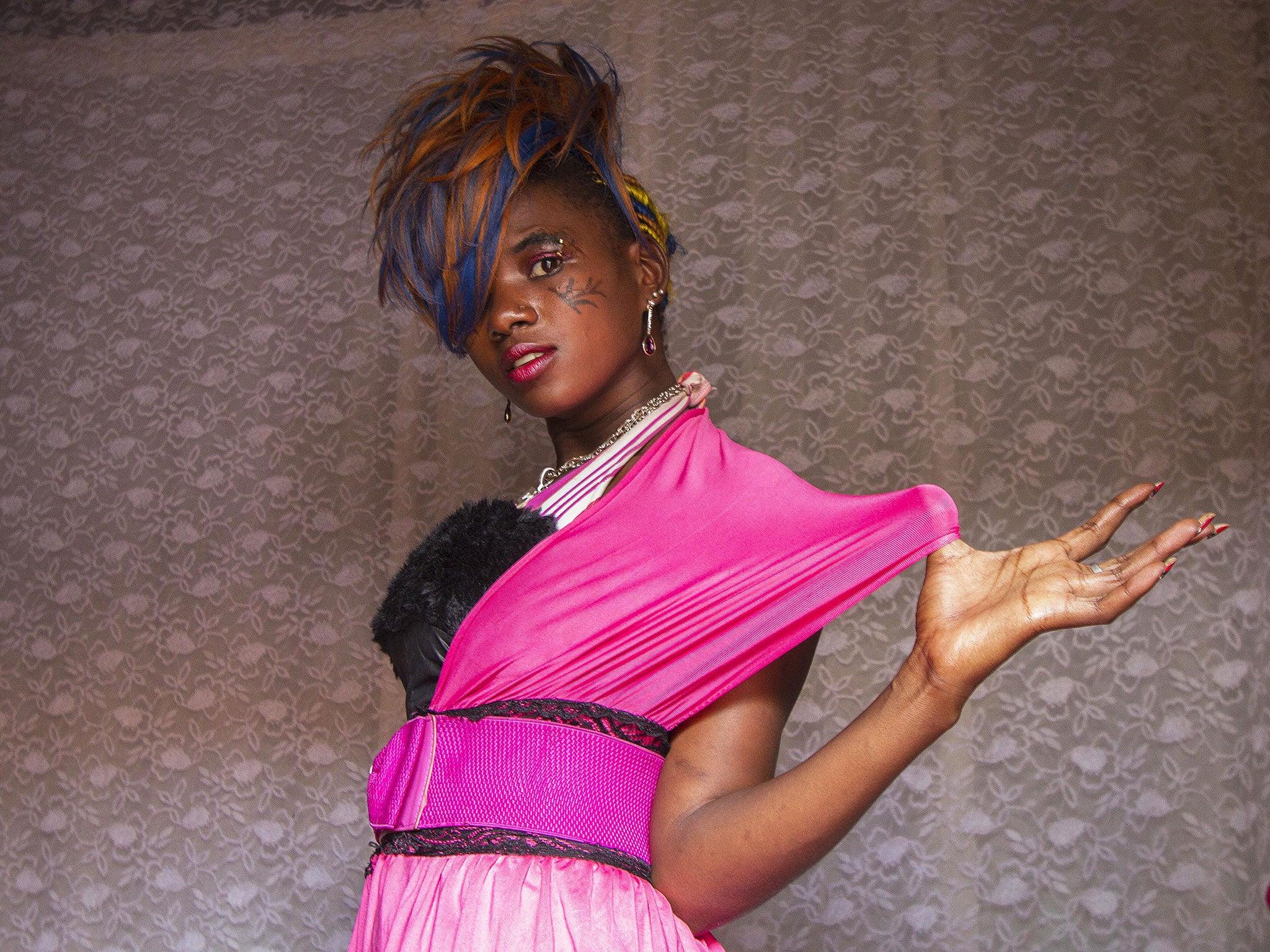 Ugandan pop star Jemimah Kansiime arrested and jailed for wearing short dress in music video