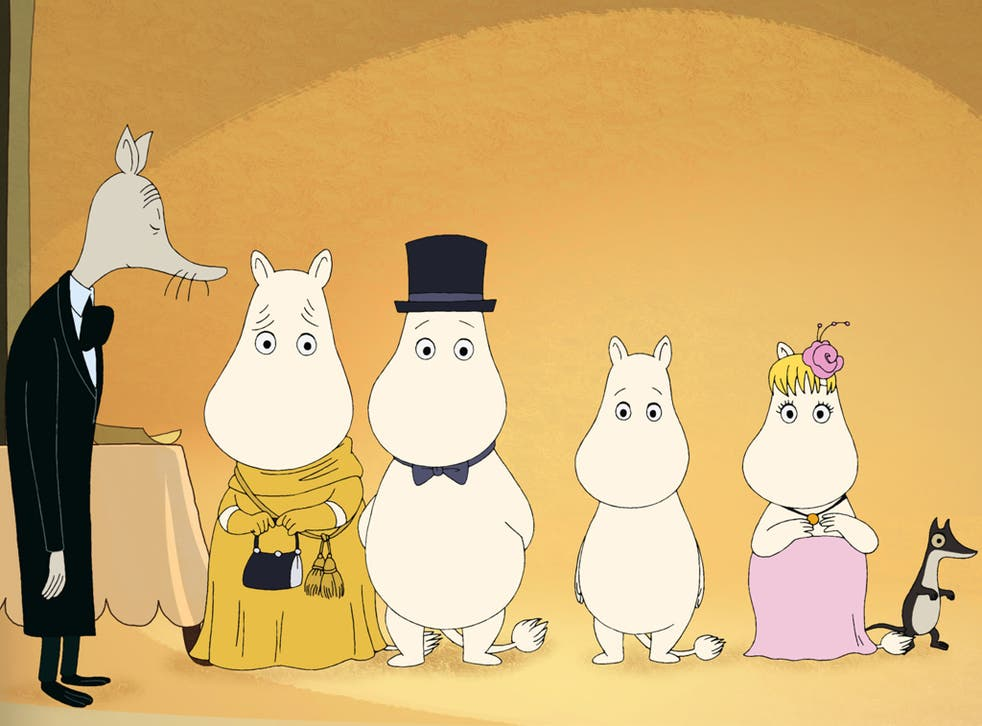 Gently does it: Tove Jansson's classic tales revisited in 'The Moomins on the Riviera'