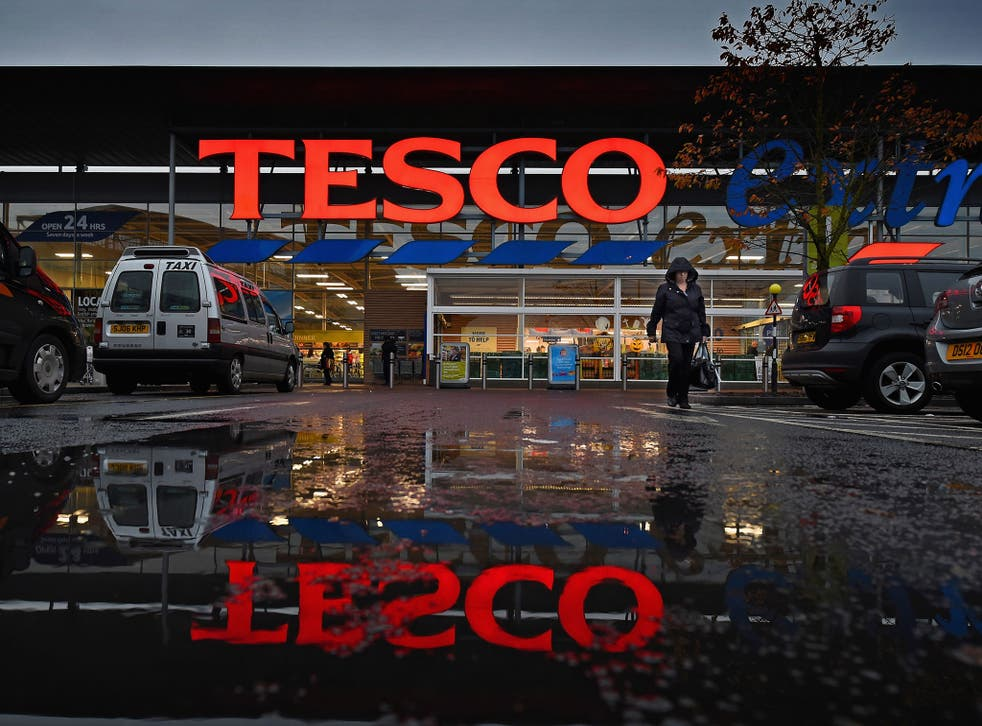 Supermarket giant Tesco plans to cut the sugar content of its soft drinks by five per cent every year, in what campaigners described as the first 'major sugar reduction programme' of any retailer