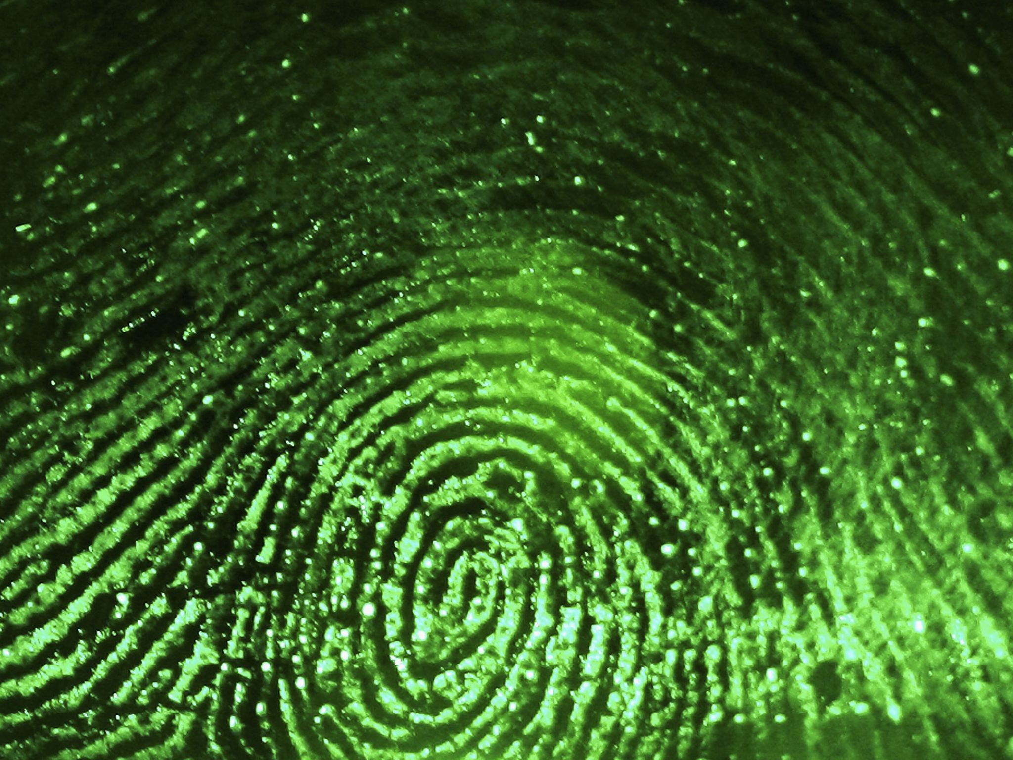 Fingerprint test that reveals a criminal's lifestyle to be used in court ...