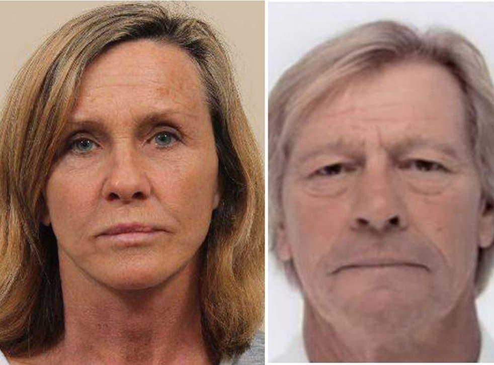 Criminal couples notorious Bonnie and