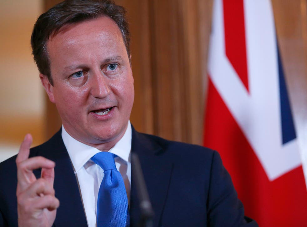 The PM has been criticised by some of Britain's most prominent human rights lawyers