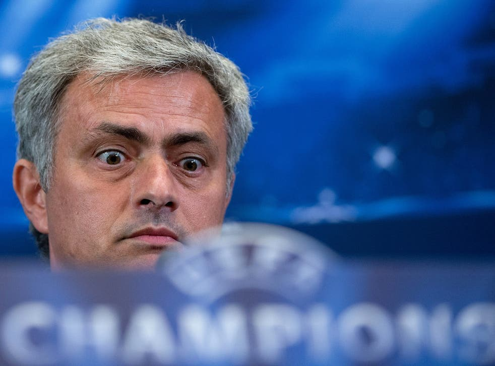 Jose, thinking up another obscure proverb