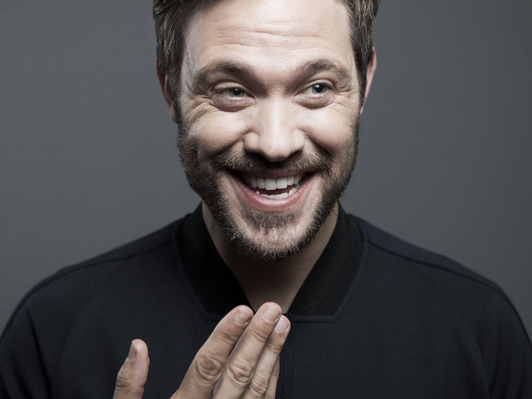 will young interview i m not angry any more i d love to