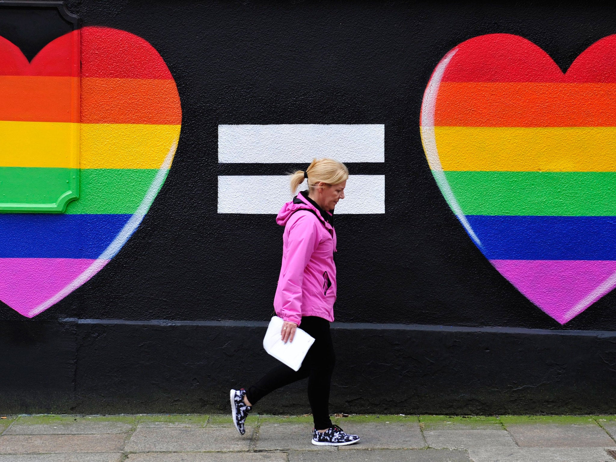Growing Support For Gay Marriage