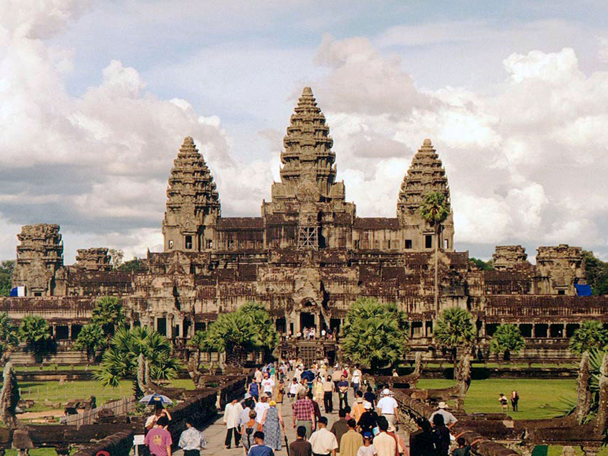 Dating in Cambodia