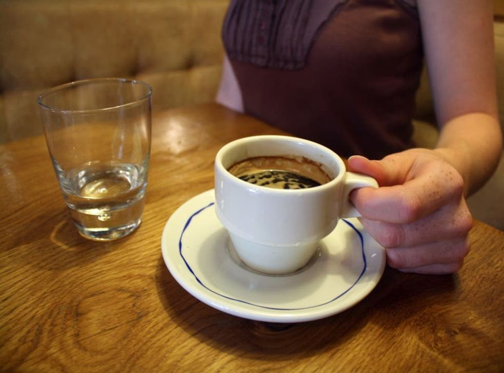 Drinking just two cups of coffee could boost your sex life by over 40 per cent