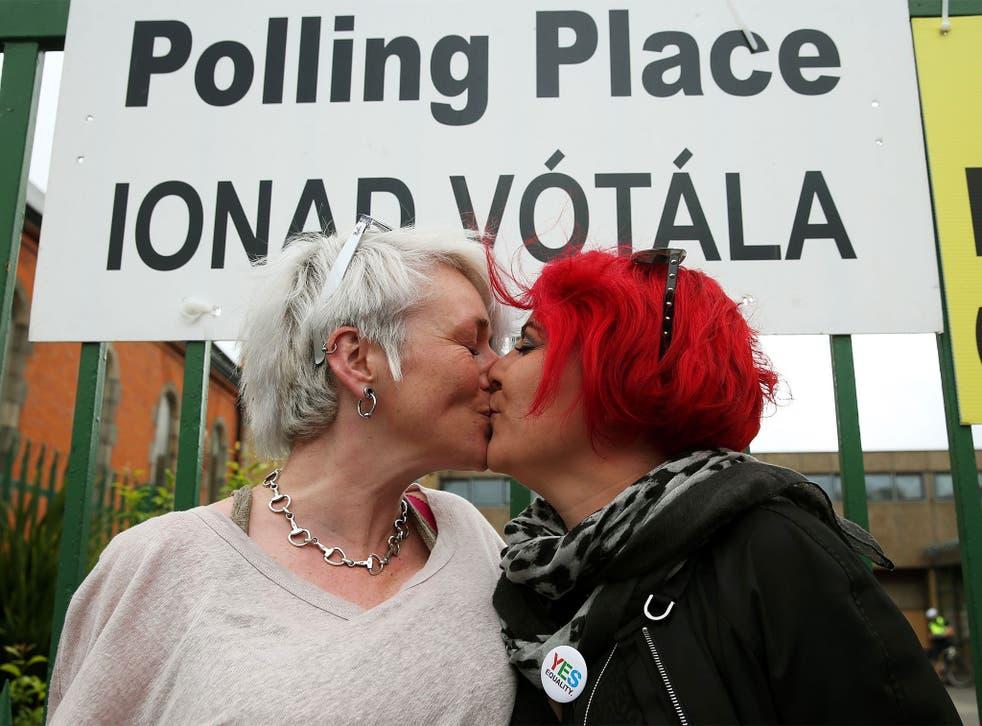 referenda Gay marriage