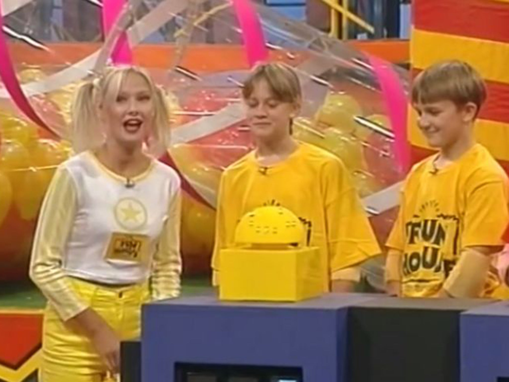 funhouse girls students