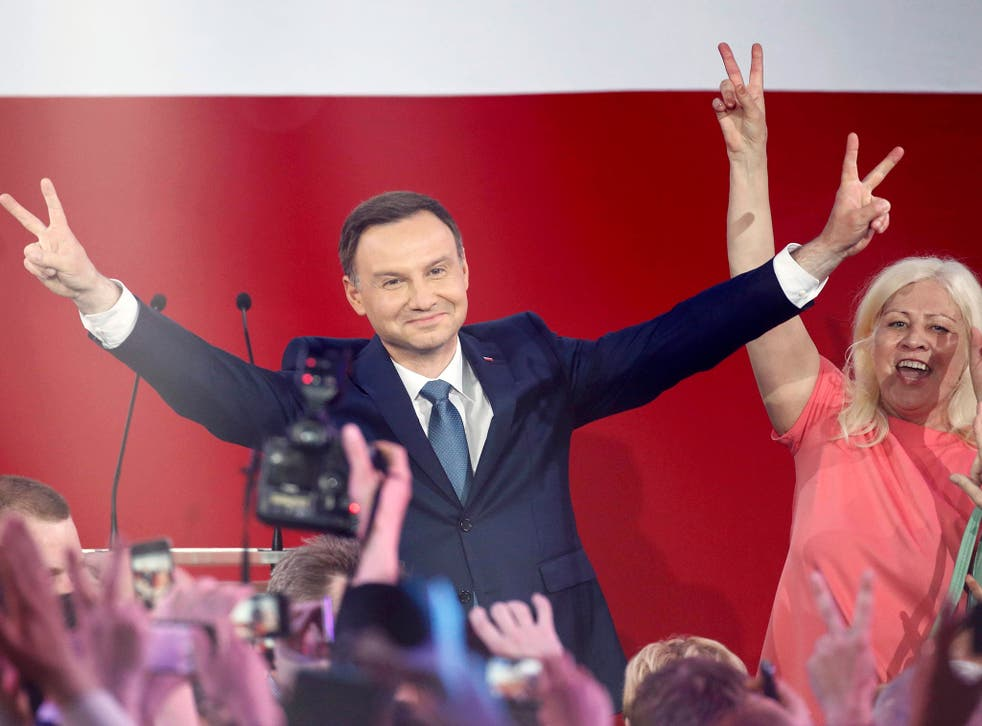 Andrzej Duda's shock win in Poland's presidential election has capped a rapid rise from backroom obscurity to head of state, and may herald a new political chapter in eastern Europe's biggest economy