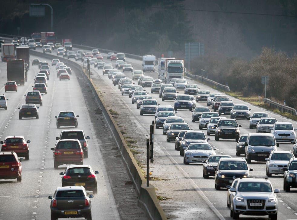 Motor traffic