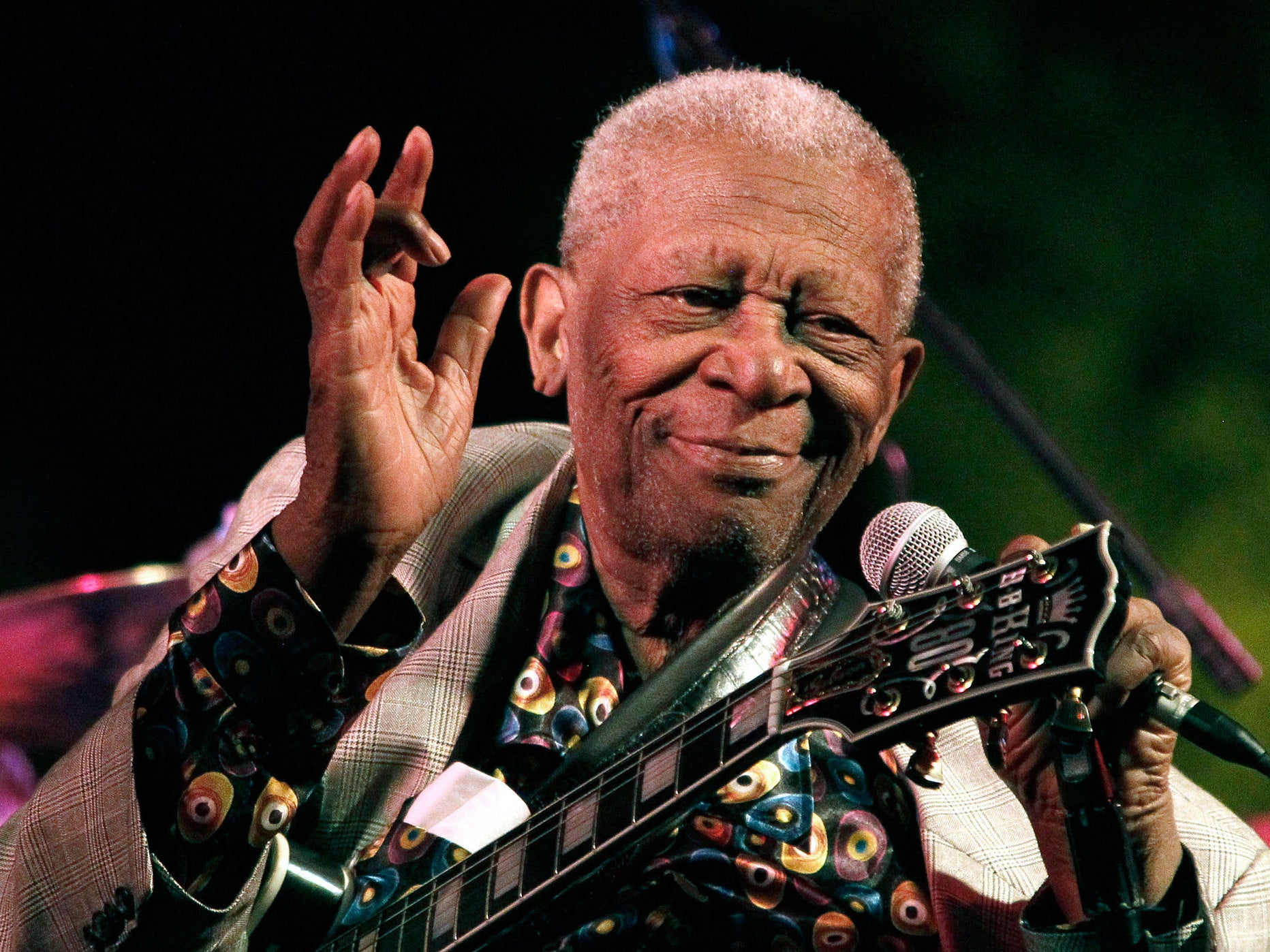 BB King: Google Doodle honours 'King of Blues' singer's birthday