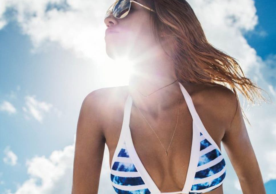 182086037e Make a stylish splash at the pool or the beach this summer. IndyBest finds  on-trend two-pieces for the holidays