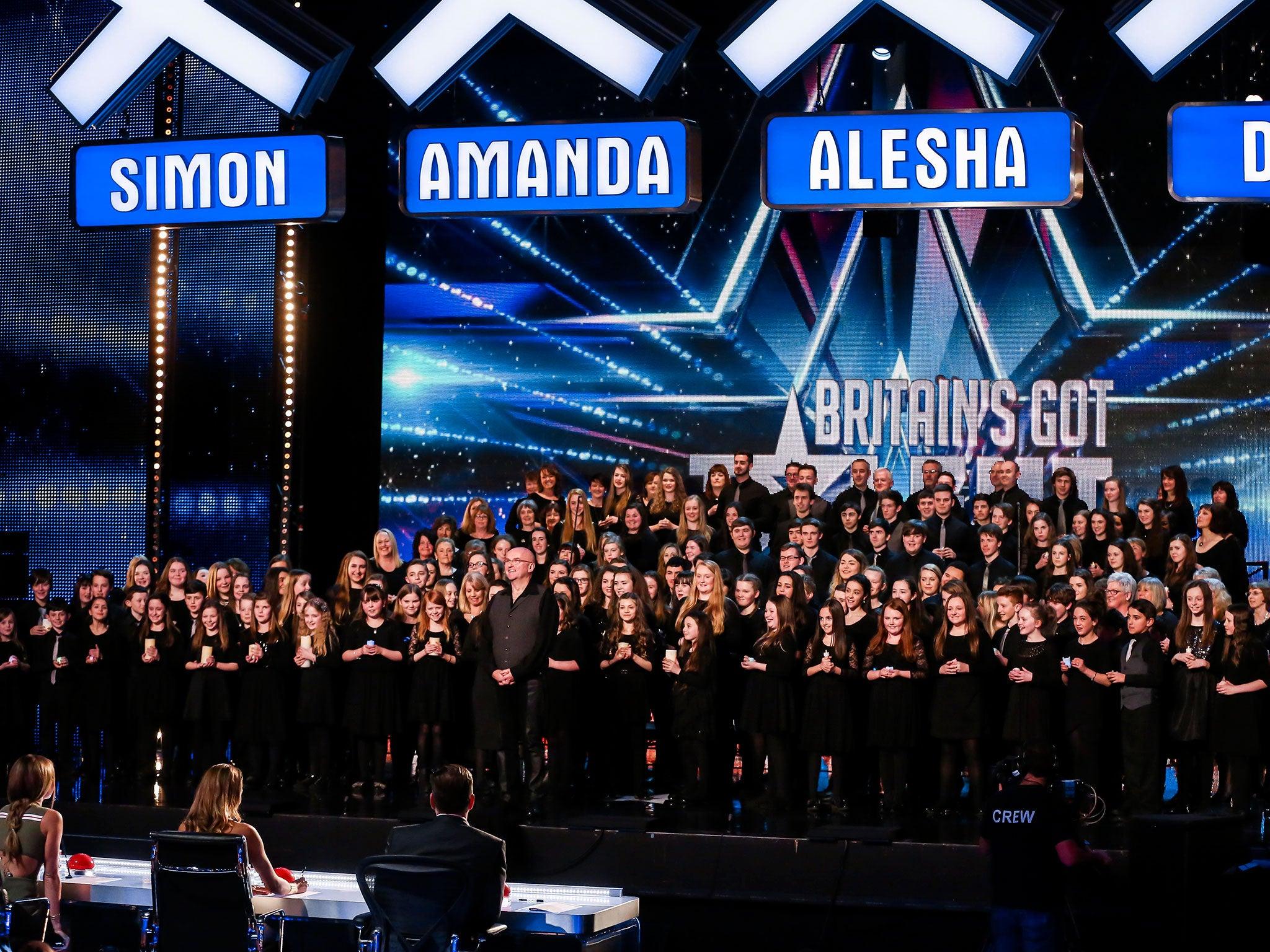 Britain's Got Talent final 2015: Calum Scott forgets lyrics losing