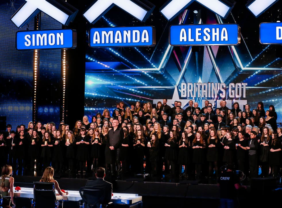 Welsh choir Cor Glanaethwy are favourites to win Britain's Got Talent 2015
